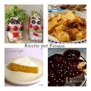 Ricette per Pasqua: Tartine, Paccheri, Torta di carote, Colomba alla cioccolata