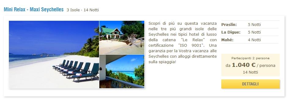 scelta hotel