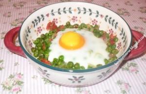 uova la forno