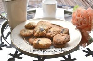 Il menù della settimana: canederli, spezzatino e biscotti con gocce di cioccolato