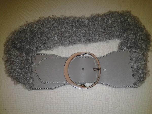 La foto del giorno: la cintura all'uncinetto di Stefania