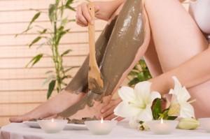 Fango drenante e anticellulite fai da te: la ricetta