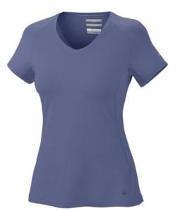 T-shirt Total Zero Columbia: protetti e rinfrescati