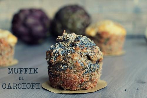Il menù della settimana: Muffin ai carciofi, insalata di asparagi, torta pere e cioccolato