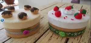 """La foto del giorno: le scatole """"Cake"""" di Doriana"""
