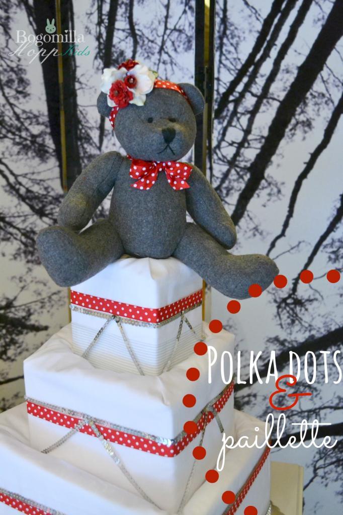 La foto del giorno: la torta pannolini di Bogomilla