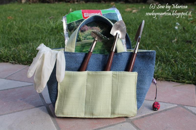 borsa giardinaggio