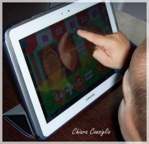 Ho provato per  voi la App Wee Kids Math per Android