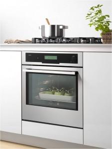 Vaporex di Electrolux: il forno a vapore