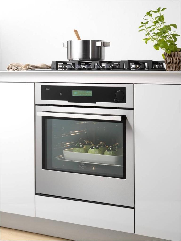 Vaporex di electrolux il forno a vapore - Forno a vapore ricette ...