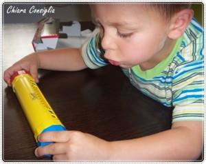 Imparare le tabelline con il Tubò di Quercetti