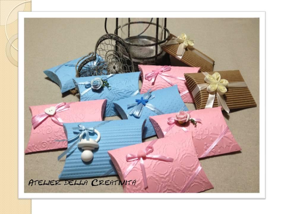 Favoloso La foto del giorno: le scatoline portaconfetti di Liliam PI82