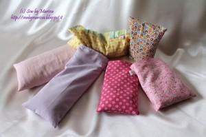 La foto del giorno: i cuscini con farro di Marissa