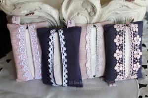 La foto del giorno: i portafazzoletti da borsetta di Marissa