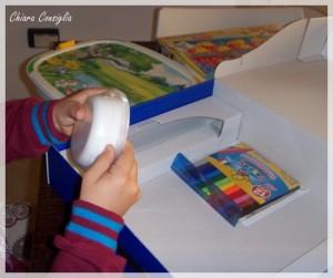 Il tablet creativo Quercetti: come costruire da sè i magneti