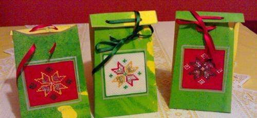 sacchettini di Natale
