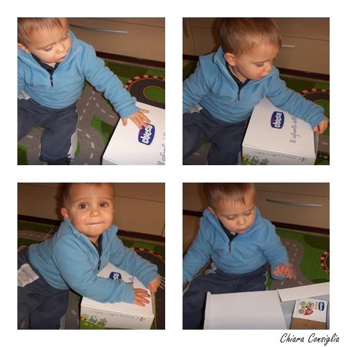 scatola felicità