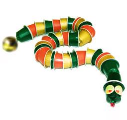 I vostri tutorial: come realizzare un serpente con le capsule del caffè