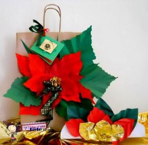 Come decorare delle borse di Natale: tutorial in pdf