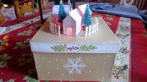 La foto del giorno: il villaggio di Natale di Erica
