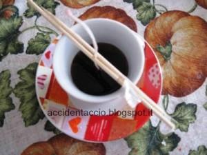 I vostri tutorial: candela fatta in casa nella tazzina da caffè