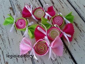 La foto del giorno: le candy spille di Doriana
