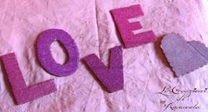 La foto del giorno: Il Love Banner di Anna