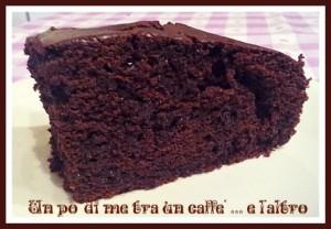 Torta-Cacao-e-gocce-di-cioccolato-senza-burro-e-uova-fetta