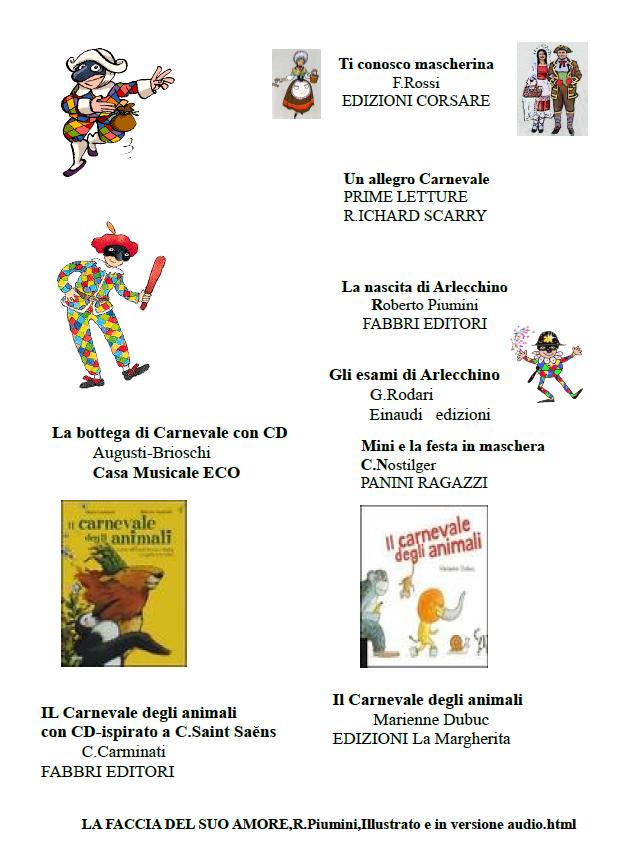 bibliografia di carnevale2