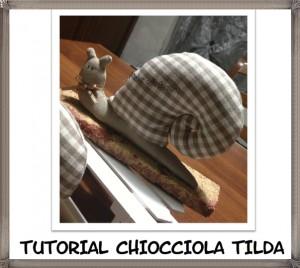 La chiocciola Tilda: tutorial in pdf