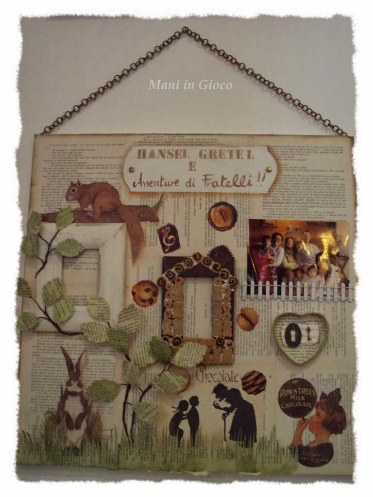 I vostri tutorial: il pannello di Hansel e Gretel
