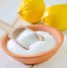 L'acido citrico: a cosa serve? Come si usa?