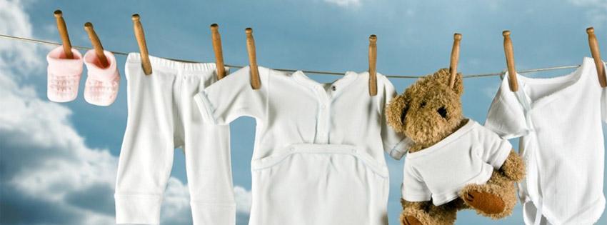 il bucato del bebè