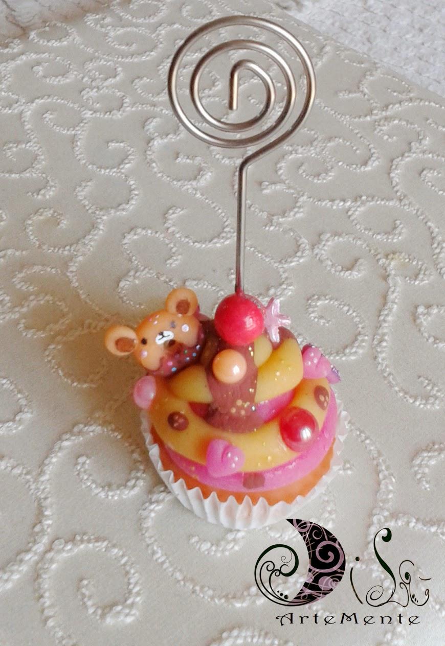 portafoto cupcake