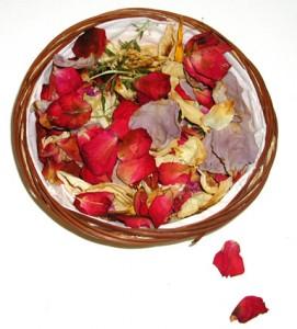 I vostri tutorial: Come si seccano i fiori per ottenere un pot pourri