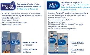 Consigli per il trattamento dei pidocchi #pidocchinientepanico