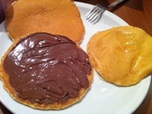 La ricetta del giorno: i pancakes  di Elena