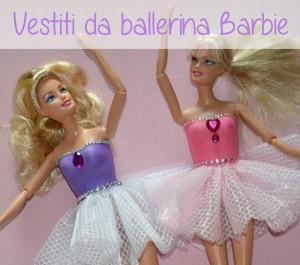 Il tutorial del giorno: i vestiti per la Barbie in gomma crepla e stoffa