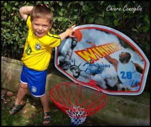 Siamo pronti per la pallacanestro!