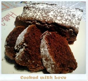 La ricetta della settimana: il plumcake al cioccolato di Sara