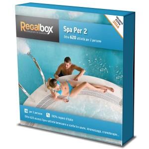 Regalbox spa per due: pronta al relax!