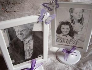 La foto del giorno: i segnatavoli dedicati ai film realizzati da Anna