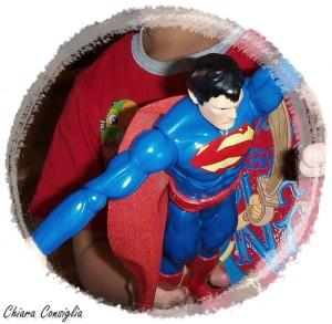 E' arrivato Superman!  #supermanspacetravel