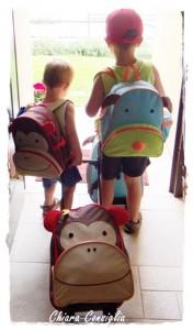 trolley e zainetti Picci