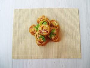 Le ricette di Cortilia: Rose di mozzarella e prosciutto