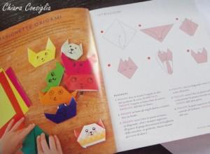 Martha Stewart origami