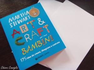 Art&Kraft Bambini di Martha Stewart finalmente in Italia