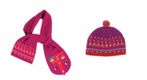 berretto e sciarpa