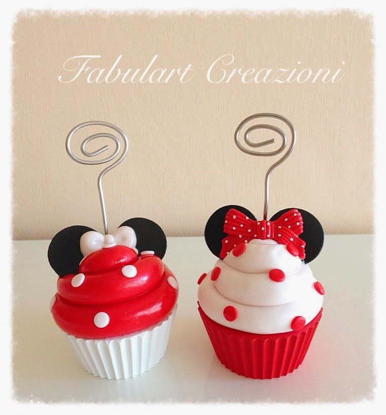La foto del giorno: i cupcakes segnaposto di Fabulart