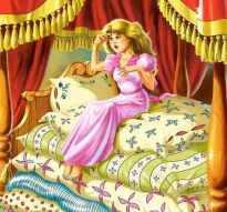 """20 i materassi in  """"La Principessa sul pisello"""""""